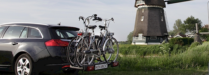 Movanext fietsendrager